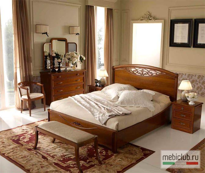 Много различных спален