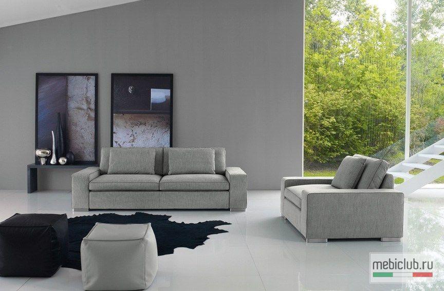 итальянская мягкая мебель Beverly фабрика Alberta Salotti альберта