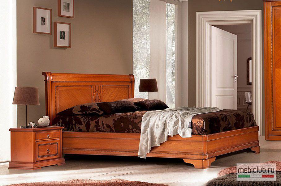 классическая спальня палермо белорусской фабрики тимбер