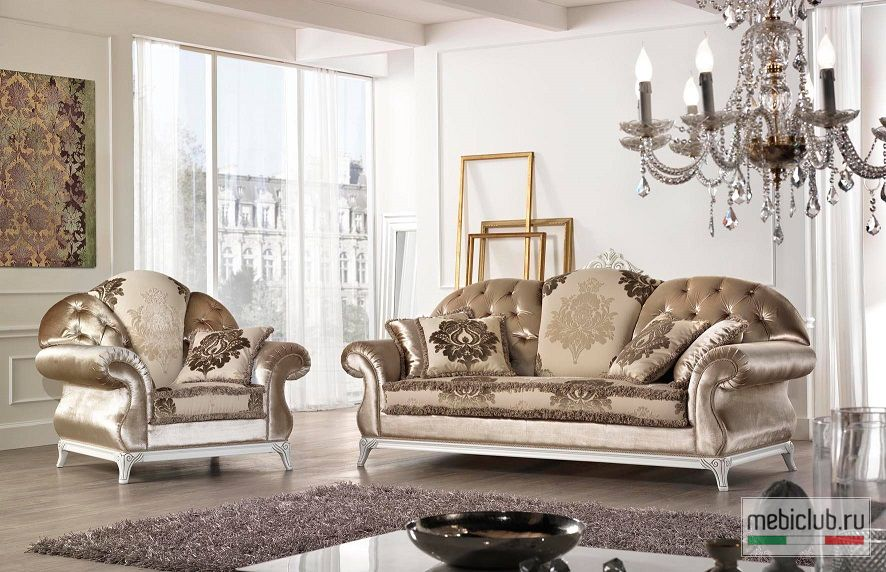 коллекция Liberty либерти диваны кресла купить диван романтик