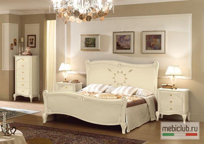 Narciso Laccato нарцисо в белом цвете италия спальня нарцисо